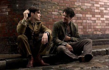 Cillian Murphy och Matthew Rhys.
